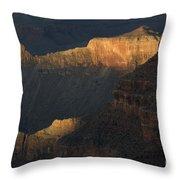Grand Canyon Vignette 1 Throw Pillow