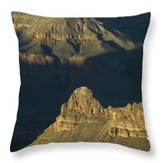 Grand Canyon Vignette 2 Throw Pillow