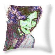 Grand Daughter I Throw Pillow