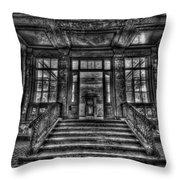 Grand Entrance Throw Pillow