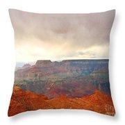 Grand Grand Canyon Throw Pillow