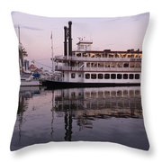 Grand Romance Throw Pillow