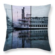 Grand Romance II Throw Pillow