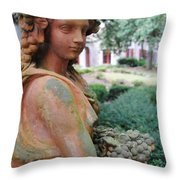 Grapes Of Wrath Throw Pillow
