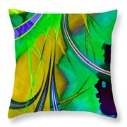 Great Expectations 3 Throw Pillow