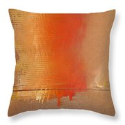 Great Fire Two Throw Pillow