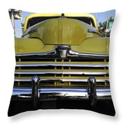 Great Forty Eighty Throw Pillow