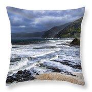 Great Ocean Road V10 Throw Pillow