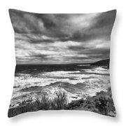 Great Ocean Road V9 Throw Pillow