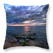 Great South Bay Throw Pillow