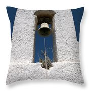 Greek Colors Throw Pillow