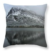 Grinnell Mirror Throw Pillow