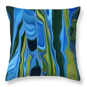 Growth Throw Pillow