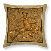 Guardian Warrior - It Can't Hurt To Have Your Own Throw Pillow