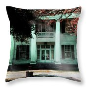 Guardians Of The Past Throw Pillow