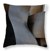 Guggenheim Museum Bilbao - 1 Throw Pillow