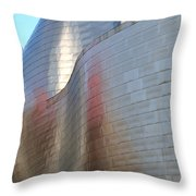 Guggenheim Museum Bilbao - 2 Throw Pillow
