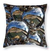 Guggenheim Museum Bilbao - 4 Throw Pillow