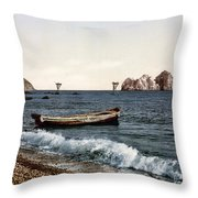 Gursuff - Crimea - Ukraine Throw Pillow