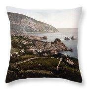 Gursuff - Crimea - Ukraine Throw Pillow