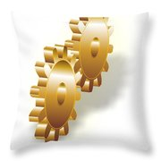 Gv018 Throw Pillow