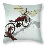 Half Light Throw Pillow