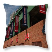 Hall Of Famers Throw Pillow