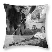 Hammock, 1925 Throw Pillow