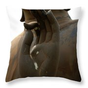 Hand Of Buddha 16 Throw Pillow