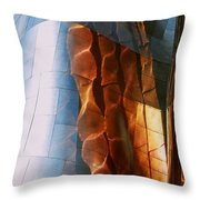 Hand Of The Architect  Throw Pillow