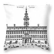 Hanseatic League, 1563 Throw Pillow