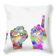 Happy New Year 2013 Throw Pillow