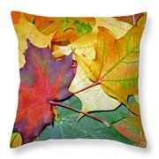 Happy We Are Together Throw Pillow