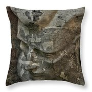 Hardend Thoughts  Throw Pillow