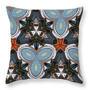 Harley Art 3 Throw Pillow