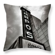 Harpos Throw Pillow