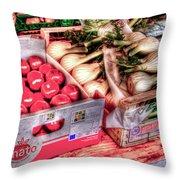 Hauptmarkt Throw Pillow