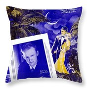 Havana Heaven Throw Pillow