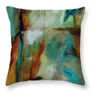 Havasau Falls Throw Pillow