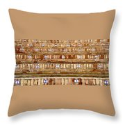Have A Seat ... Throw Pillow