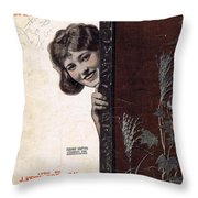 Have A Smile Throw Pillow