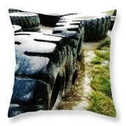 Have You Been To Tyreland Throw Pillow