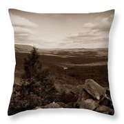 Hawk Mountain Sanctuary S Throw Pillow