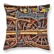 Hdrtr2400-10 Throw Pillow