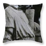Headless Shepherd Throw Pillow