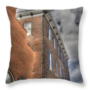 Heartbreak Hotel Throw Pillow