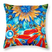 Helia Throw Pillow