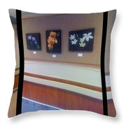 Henry Ford Exhibit Throw Pillow