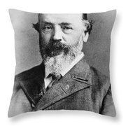 Henry LabouchÈre Throw Pillow by Granger