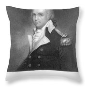 Henry Lee (1756-1818) Throw Pillow